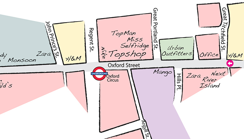 Mapa-OxfordStreet